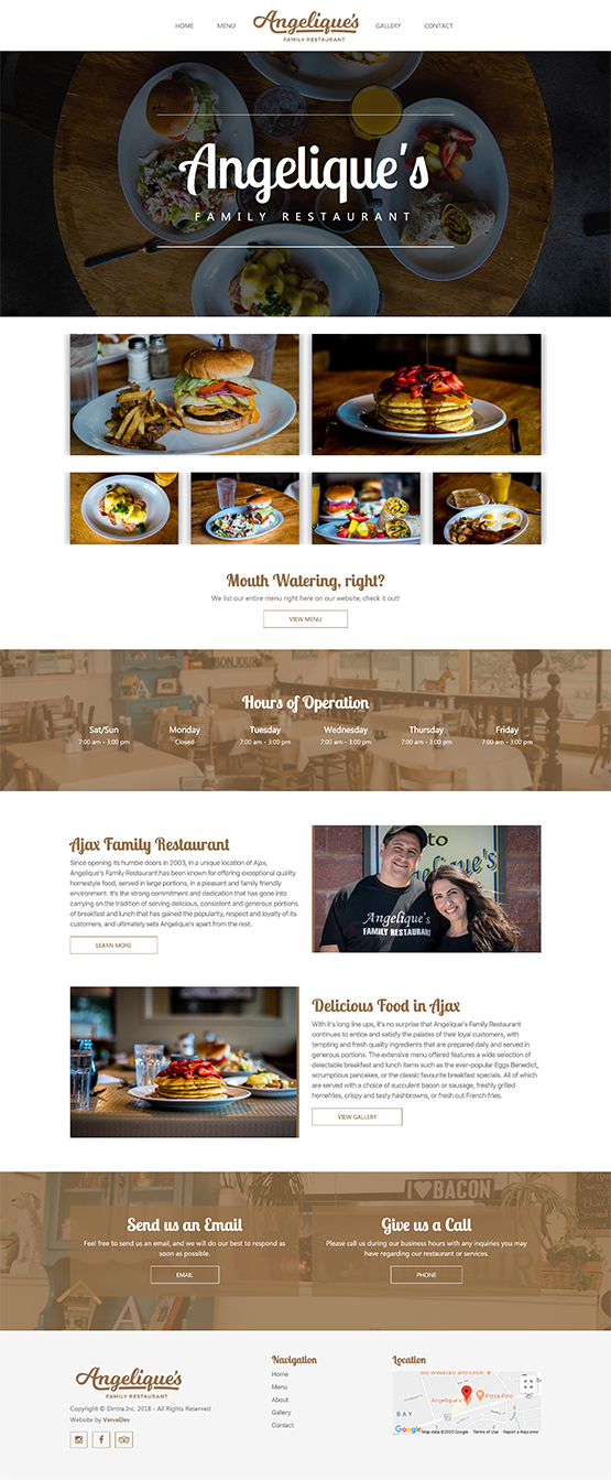 Lindsay-website-design